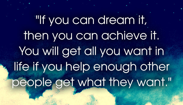 If You Can Dream It, You Can Achieve it in USANA