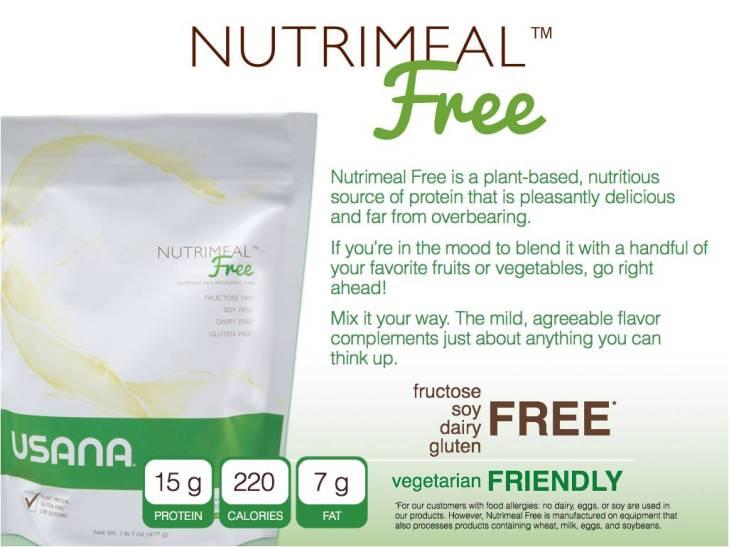 USANA Foods - Nutrimeal Free
