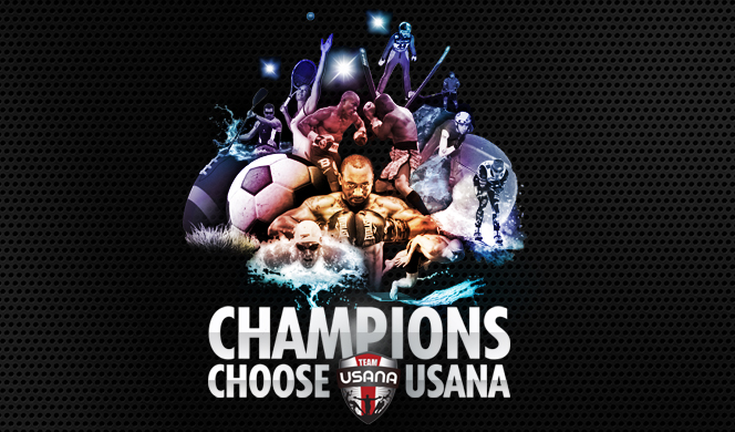 USANA Champions - Team USANA includes over 600 Olympic, Professional and Elite Athletes