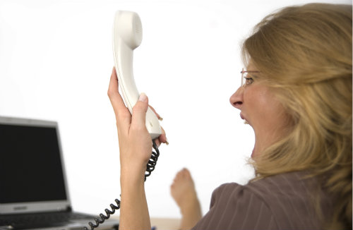 What is your reaction to robo dialing telemarketing calls