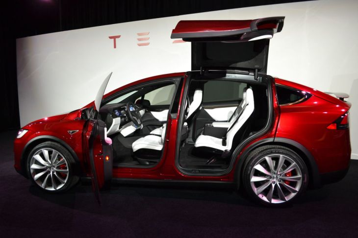 Tesla Model X The Future of Self Driving Cars and the End of Your job